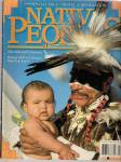 Click here to enlarge image and see more about item PJ185: Native Peoples -   Winter 1999