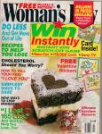 Click here to enlarge image and see more about item PJ27: Woman's day -  February 16, 1997