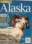 Click here to enlarge image and see more about item PJ340: Alaska magazine -  September 2002