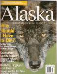 Click here to enlarge image and see more about item PJ341: Alaska magazine -  September 2002