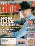 Click here to enlarge image and see more about item PJ346: Country Weekly - May 9, 2005