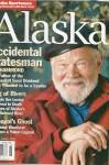 Click here to enlarge image and see more about item PJ353: Alaska magazine -  December/January 2003