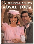PRINCESS DIANA~THE AUSTRALIAN  ROYAL TOUR