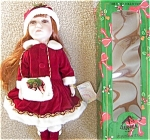 Click here to enlarge image and see more about item RECD11A: THE DANEA COLLECTION DOLL SAMANTHA