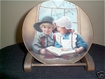 Click here to enlarge image and see more about item SK5: LITTLE TUTOR~SANDRA KUCK~ BOX AND COA