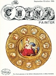 Click here to enlarge image and see more about item SO1986: THE CHINA PAINTER SEPT-OCT 1986