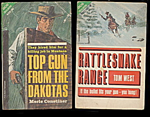 1966 Rattlesnake Range/top Gun From The Dakotas