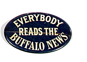 1930s Advertising Buffalo News Mirror