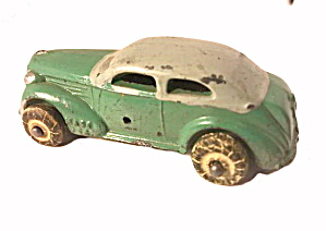 1930's Die Cast Barclay Sedan Car