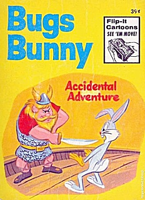Warner Bros Bugs Bunny Accidental Adventure Little Book (Image1)