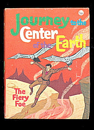 Journey To The Center Of The Earth 1968 Big Little Book