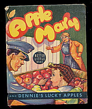 "1939 ""Apple Mary"" Whitman Big Little Book (Image1)"