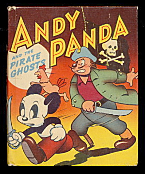 1949 'Andy Panda' Whitman Big Little Book (Image1)