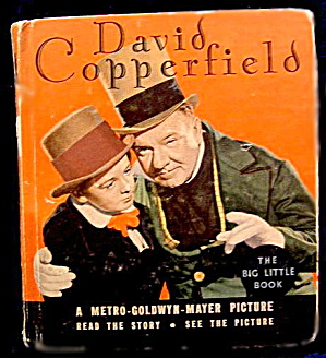 "1934 ""David Copperfield""  Big Little Book (Image1)"