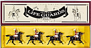 Britains Soldiers Set 8829 Second Life Guards Mib
