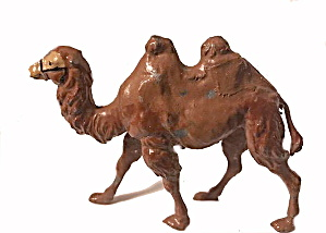 1930s Britains Bactrian Camel For Ride In Lead