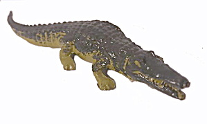 1930s Britains #958 Young Nile Crocodile