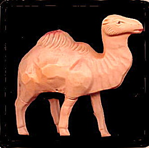 1920s Japan Celluloid Camel Animal Toy (Image1)