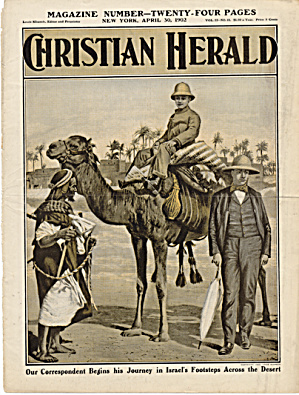 Christian Herald - April 30 1902 Magazine - Complete