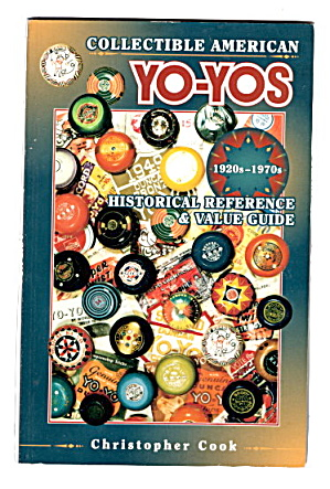 1997 Collectible American Yo-yos Reference Book