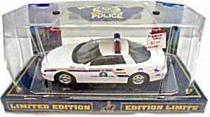 First Choice Collectibles Rcmp Police Car