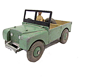 Vintage Dinky 27d/340 Land Rover Jeep