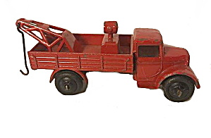 Prewar Dinky 30e Breakdown - Tow Truck In Red