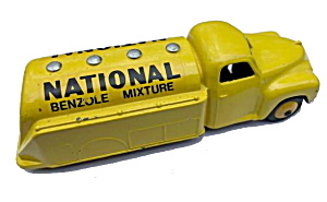 Dinky 443 Studebaker Tanker 'national Benzole'