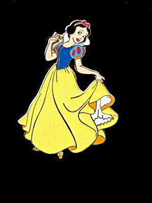 2002 Walt Disney Snow White Disney Pin (Image1)