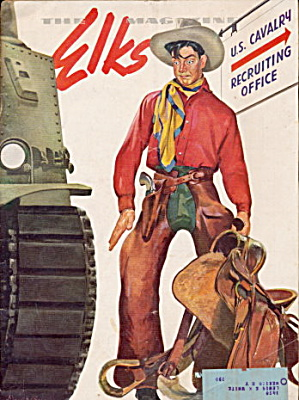 """The Elks"" Magazine November 1942 War Edition (Image1)"