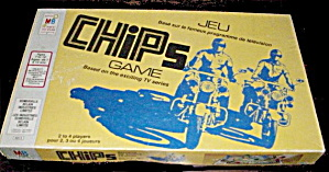 "1970s ""chips"" Board Game (Tv Show)"