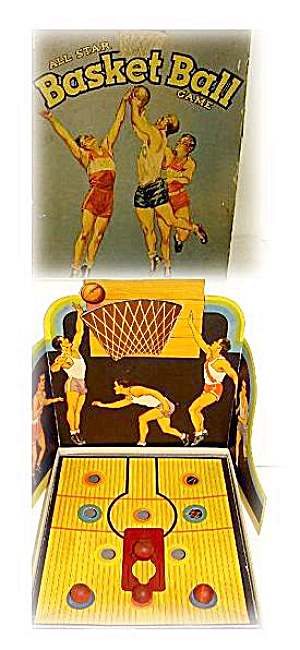 All-Star 1930s Basketball Game (Image1)