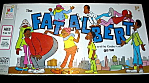 "1973 Milton Bradley ""Fat Albert"" Game (Image1)"