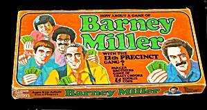 """1977 Parker Brothers """"Barney Miller"""" Game (Image1)"""