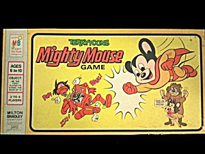 "1978 Milton Bradley ""mighty Mouse"" Game"