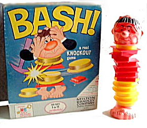 "1965 Milton Bradley ""Bash"" Game (Image1)"