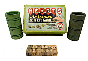 "1914 Parker Brothers ""Hearts"" Game (Image1)"