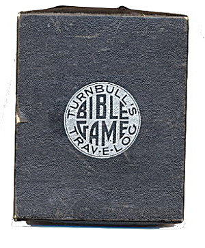 Turnbull's Travel Bible Game - ca 1930s (Image1)