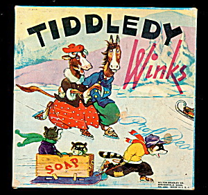1920s Milton Bradley 'Tiddledy Winks' Game (Image1)