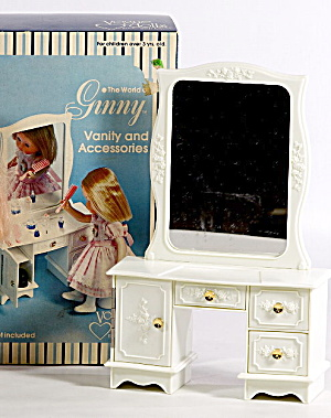 1978 Ginny Vanity In Original Box