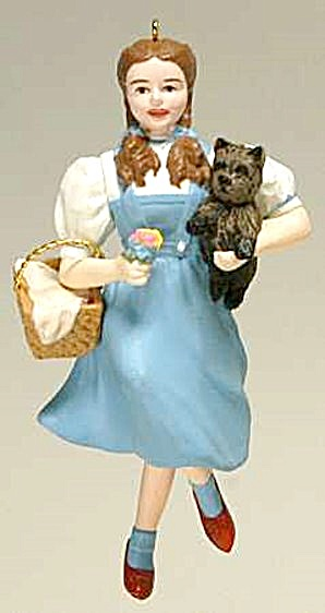 Hallmark Keepsake 1994 'Dorothy & Toto' Ornament (Image1)