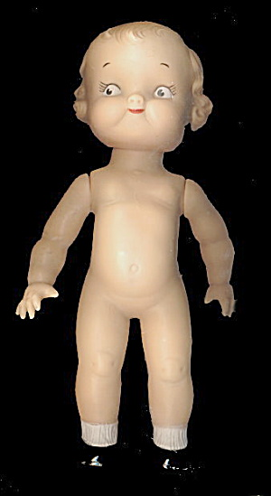 1950s Ideal 'Campbell Soup Kid' Rubber Doll (Image1)