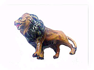 Vintage Japan Composition Lion - Excellent (Image1)