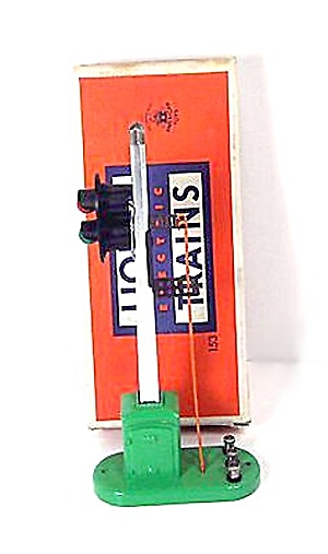 1940s Lionel 153 Block Signal In Original Box