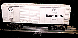 Lionel X6014 Baby Ruth Box Car