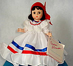 Madame Alexander 544 Dominican Republic Doll (Image1)