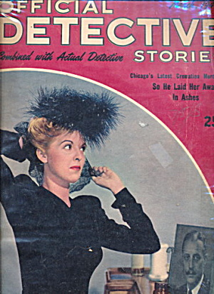 Official Detective Stories - Mar 1946 Pulp Magazine (Image1)