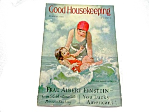 August 1931 Good Housekeeping Magazine