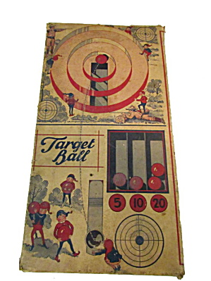 1925 Brownie Target Ball By M H Miller And Co. In Box