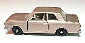 1960s Matchbox #25 Ford Cortina  (Image1)